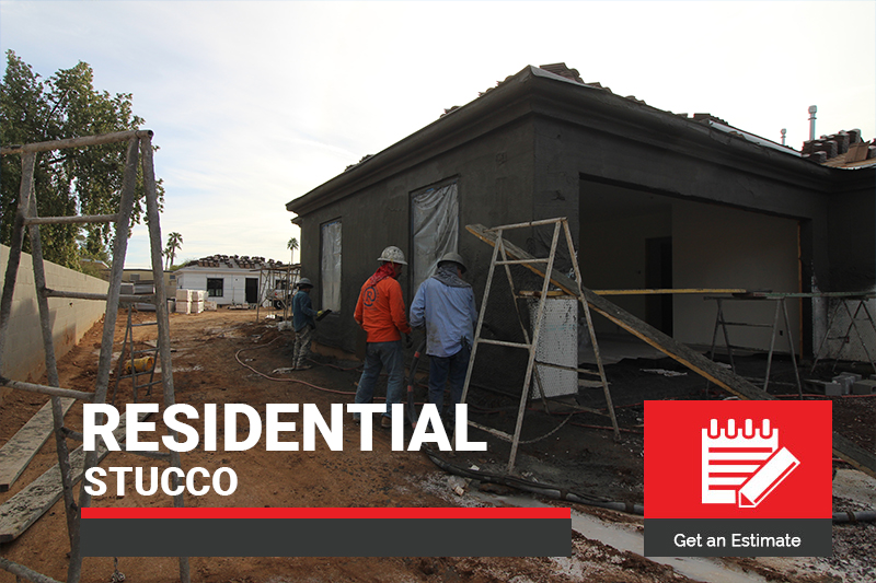 Residential Stucco Contractors Phoenix